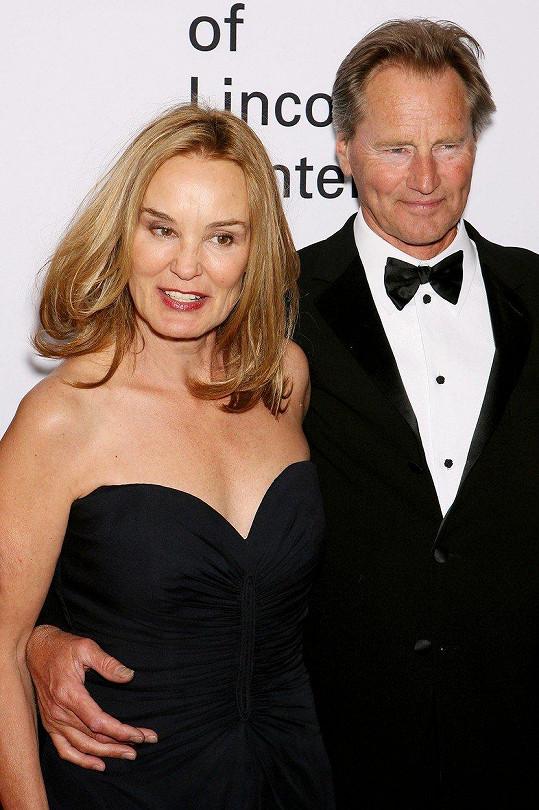 Jessica Lange a Sam Shepard spolu bez svatby žili 28 let.