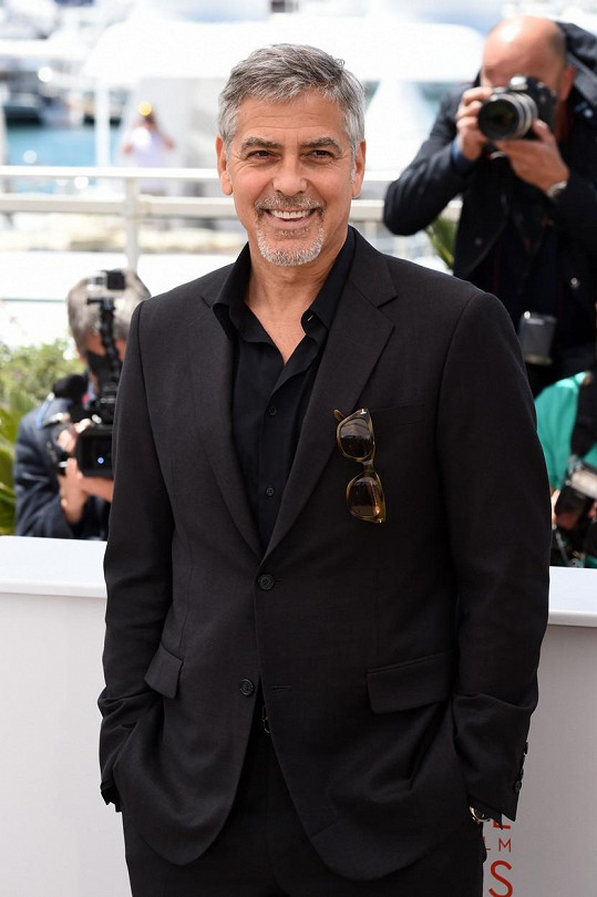 George Clooney byl z tloustnutí pro film Syriana nešťastný.