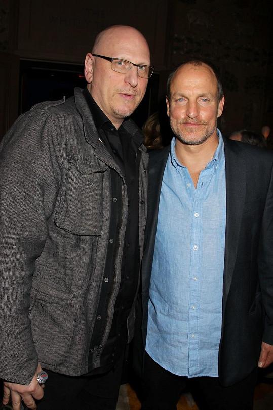 Harrelson dorazí na festival společně s režisérem Orenem Movermanem, se kterým v roce 2010 spolupracoval na snímku Posel.
