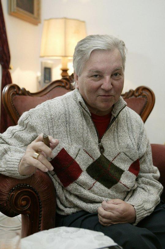 Zpěvák Pavel Liška se stal symbolem komunistického režimu.