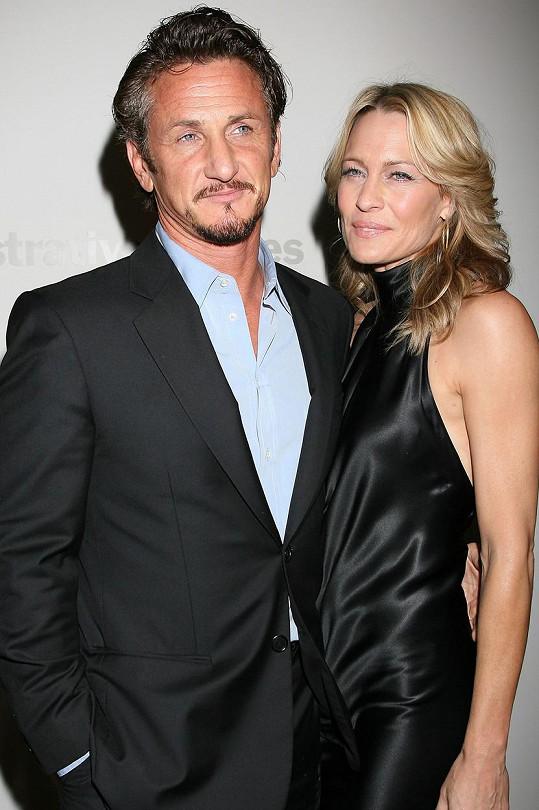 S exmanželkou Robin Wright má dva syny.