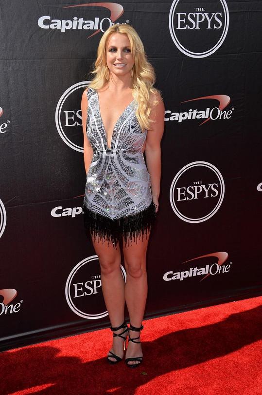 Takhle skvěle Britney už dlouho nevypadala.