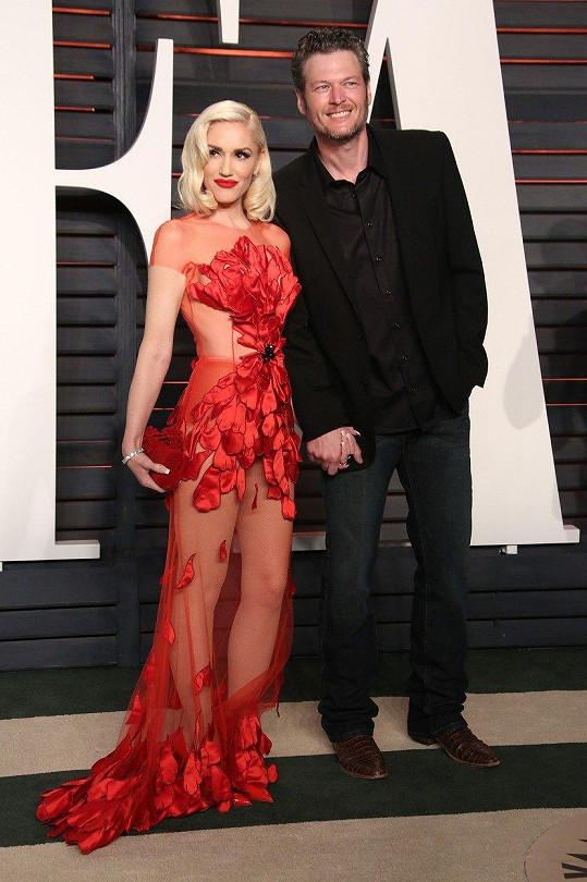 Blake Shelton s Gwen Stefani