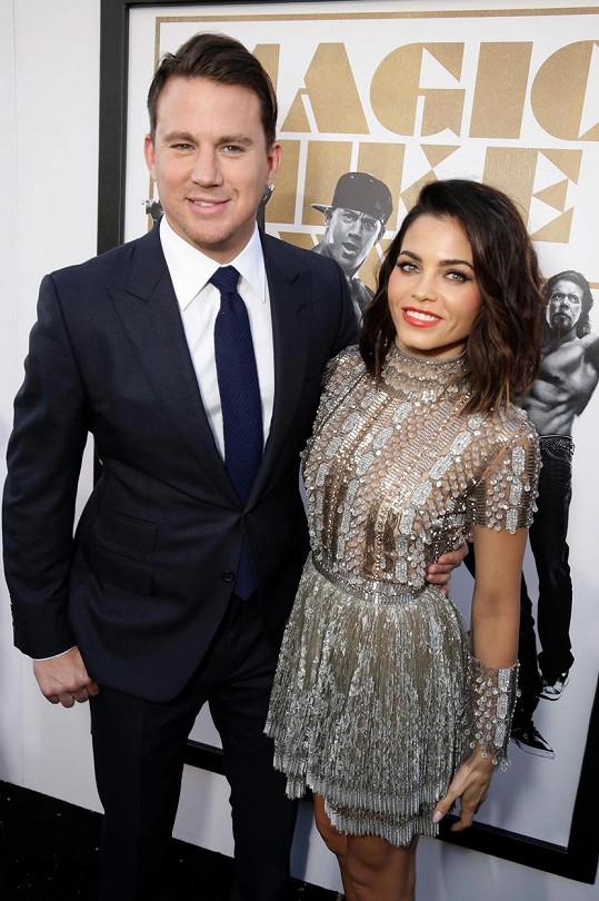 Everly má s exmanželkou Jennou Dewan.