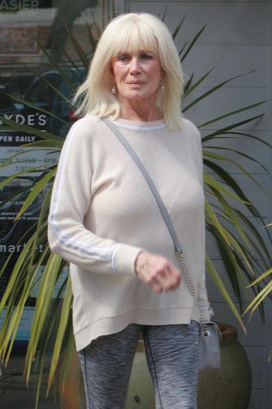 Téměř na prahu osmdesátky se vrátila k herectví.