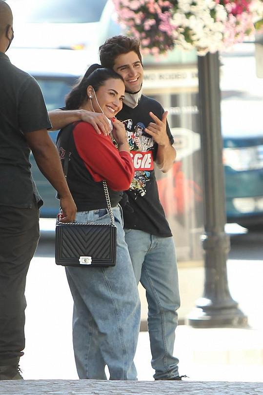 Vztah Demi Lovato a Maxe Ehricha je už minulostí.