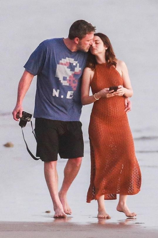 Pak spolu vyrazili do Karibiku.