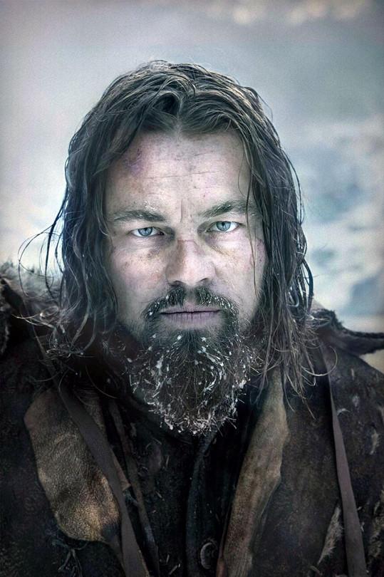 Leonardo DiCaprio ve snímku Revenant: Zmrtvýchvstání