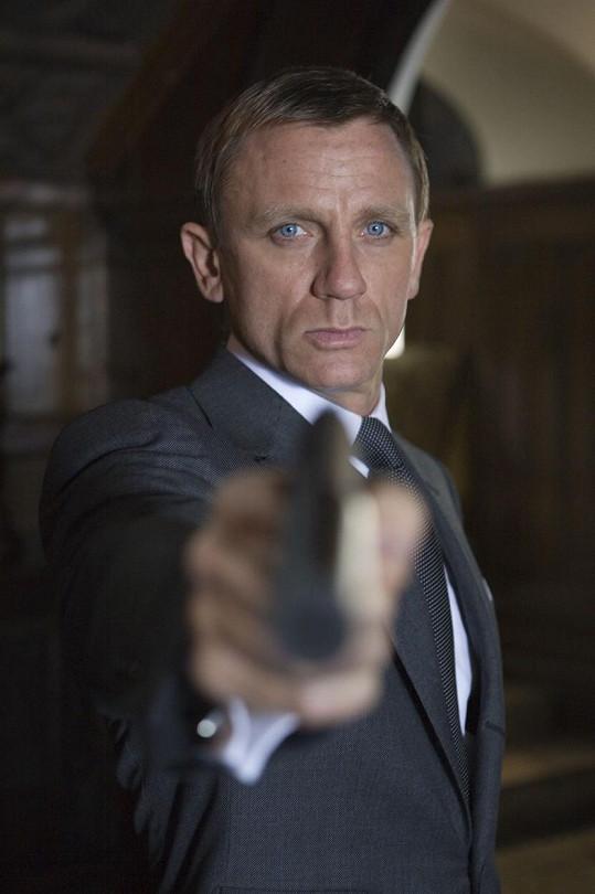 Daniel Craig odmítl pokračovat v natáčení dalších bondovek.