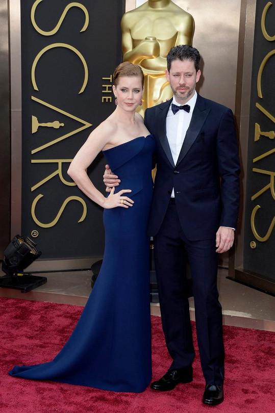 Amy a Darren na letošním udílení Oscarů