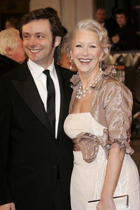 S herečkou Helen Mirren
