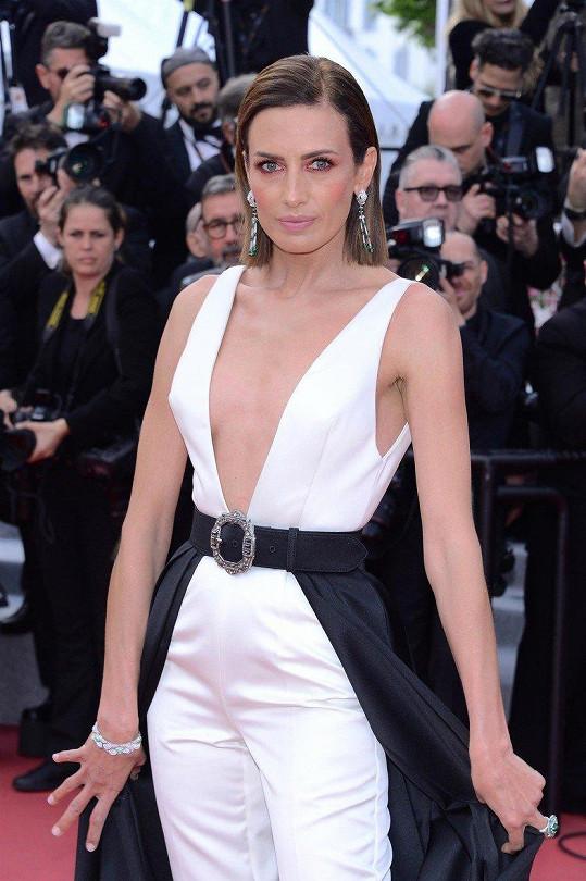 Španělská modelka Nieves Álvarez (45)