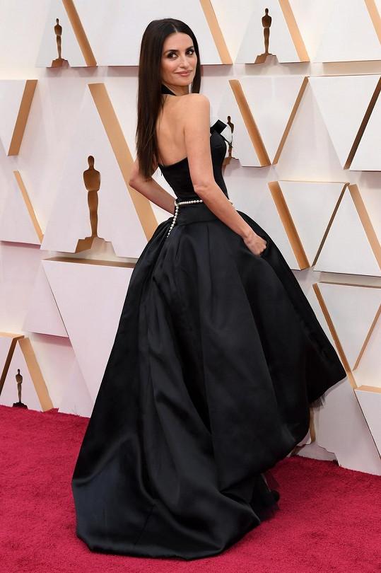 Penélope Cruz na letošním předávání Oscarů