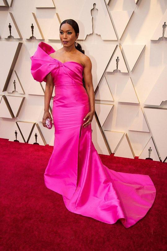Takhle Angela letos zazářila na Oscarech