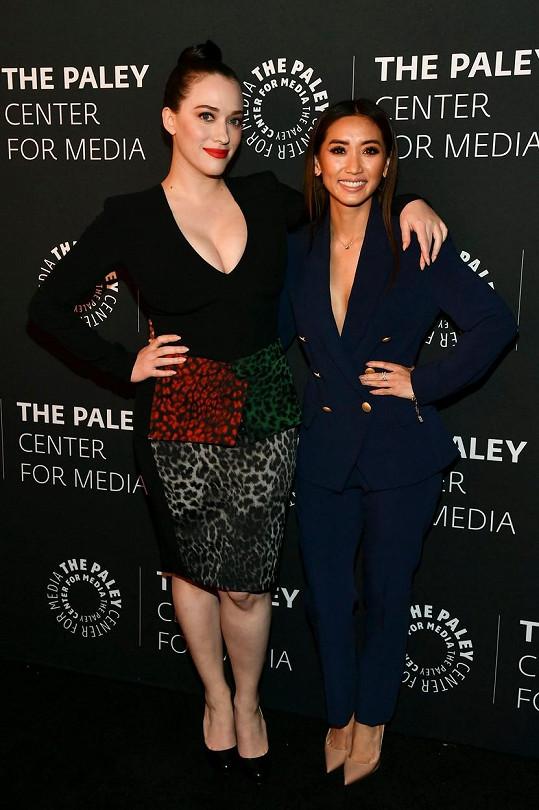 Kat Dennings a Brenda Song účinkují v novém seriálu Dollface