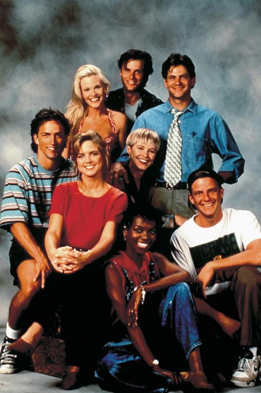 Seriál Merlose Place byl populární v 90. letech.