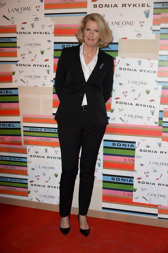 Opětovnou spolupráci s herečkou navázala manažerka Francoise Lehmann.
