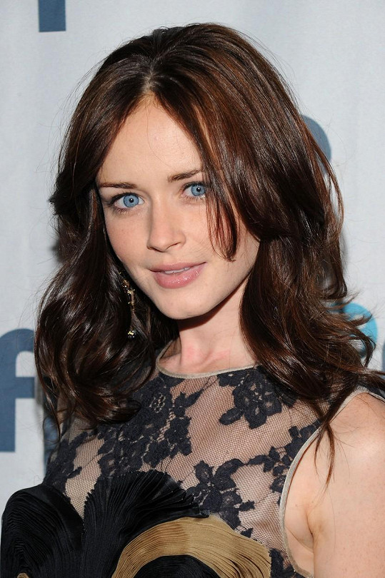 Alexis je známá především jako seriálová Rory Gilmore.
