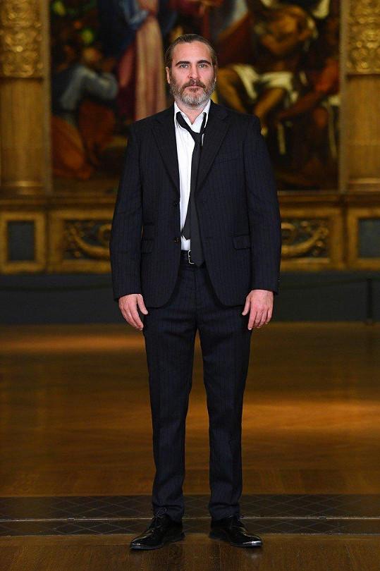 Joaquin Phoenix si zahrál Ježíše.