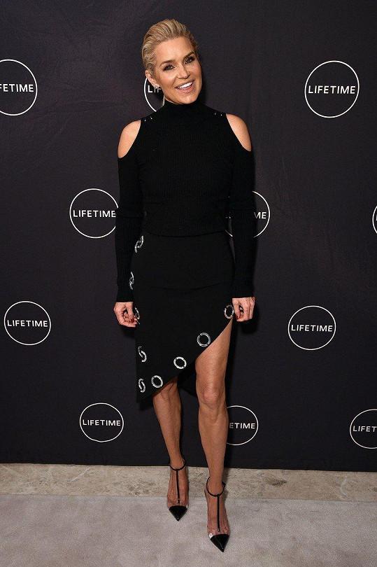 Yolanda Hadid nezapře modelingovou minulost. V současnosti se uplatňuje jako spisovatelka a účastnila se reality show Real Housewives of Beverly Hills.