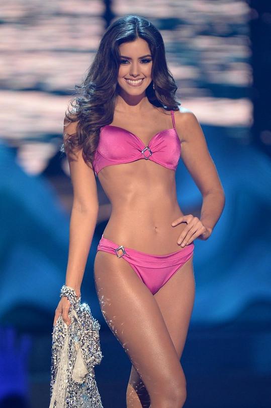 Paulina Vega je novou Miss Universe.