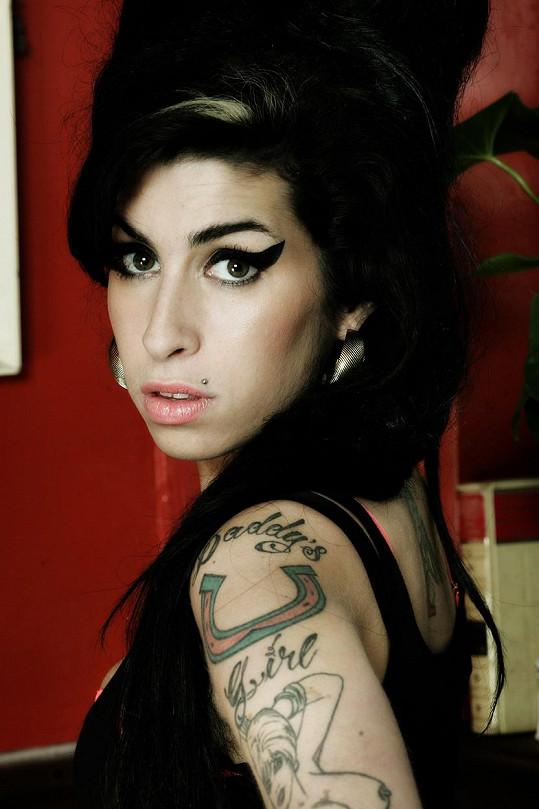 Skutečná Amy Winehouse