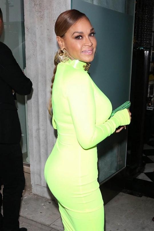 Matkou nejstaršího Treye je herečka Sheree Zampino.