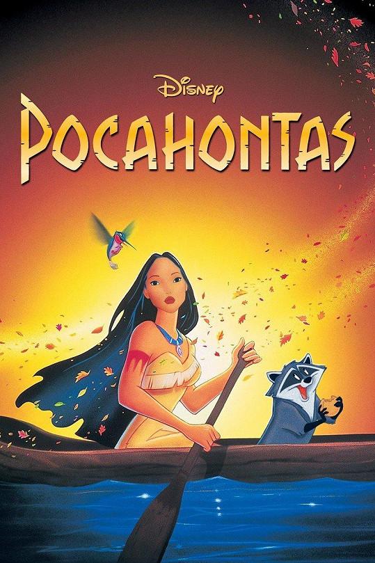 V hraném příběhu o Pocahontas by mohla ztvárnit hlavní roli.