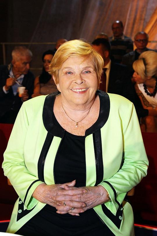 Ivanka Devátá bojuje s rakovinou.
