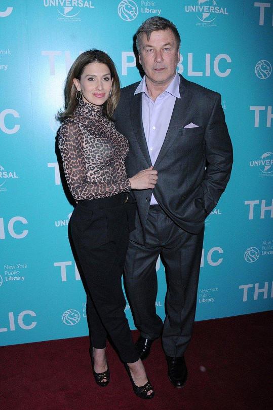 Hilaria a Alec Baldwinovi se pyšní početnou rodinou.