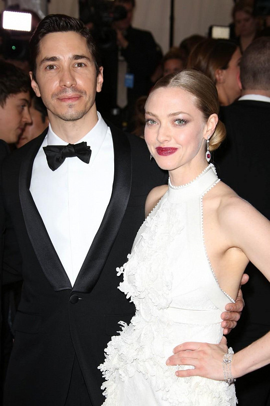 Amanda Seyfried a Justin Long