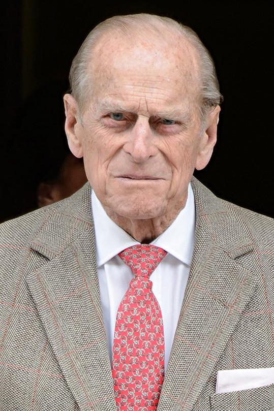 Vévoda z Edinburghu zemřel v požehnaném věku 99 let.