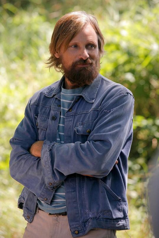 Viggo Mortensen ve filmu Tohle je náš svět