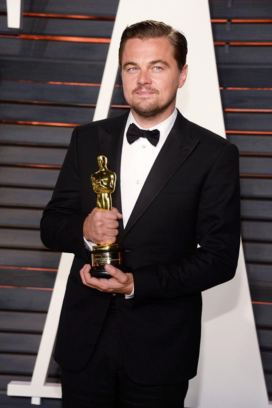 Leonardo je po získání Oscara ještě žádanějším mužem.