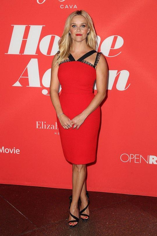 Reese se v září předvede ve filmu Který je ten pravý?.