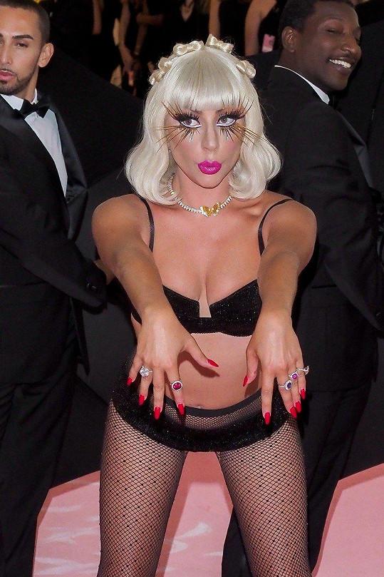 Lady Gaga prý našla novou lásku.