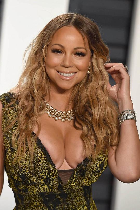 Mariah Carey je ochotná trpět.