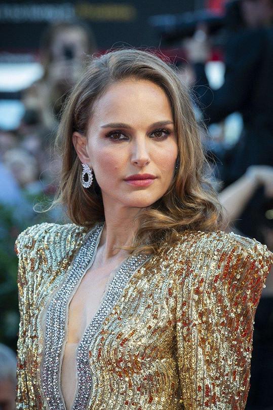 Natalie Portman uchvátila Benátky.