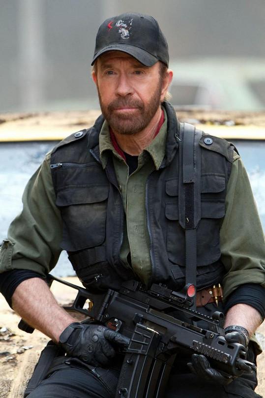 Naposledy se Chuck objevil ve filmu Expendables: Postradatelní 2 v roce 2012.