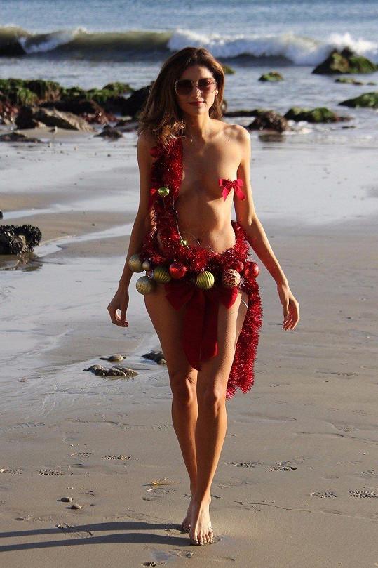 Americká herečka s karibskými kořeny Blanca Blanco (36)