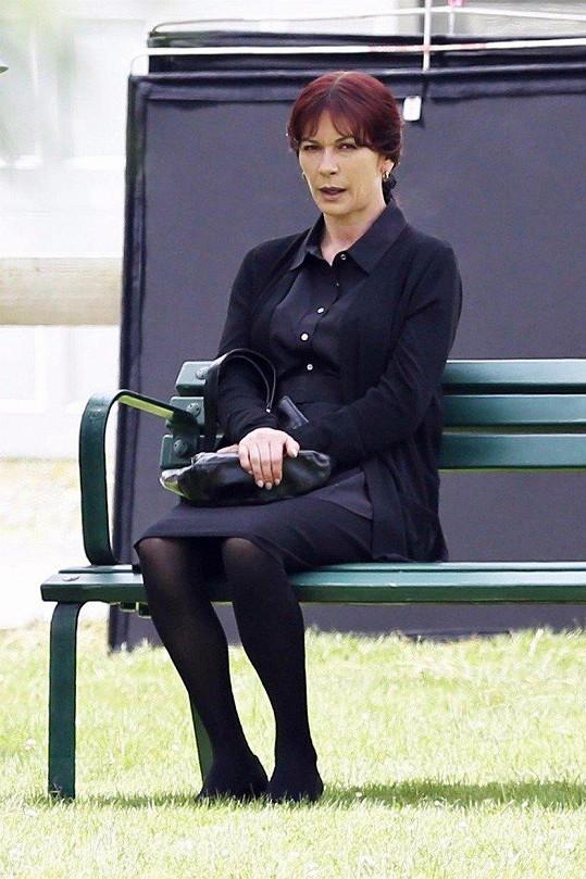 Catherine Zeta-Jones jako kokainová kmotra Griselda Blanco
