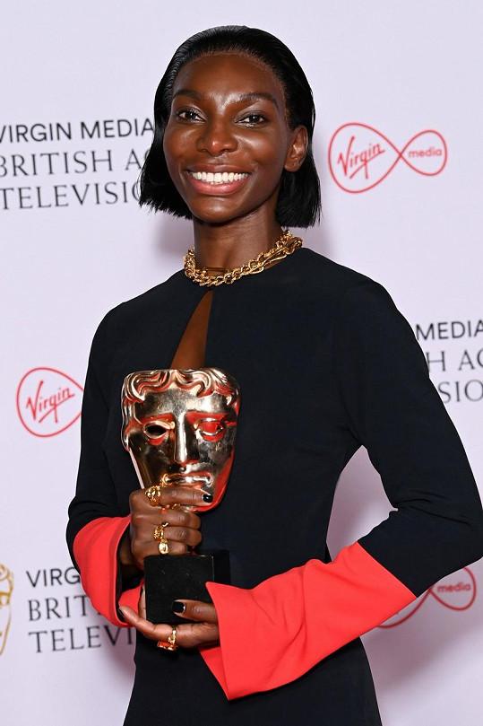 Za seriál získala i několik ocenění.