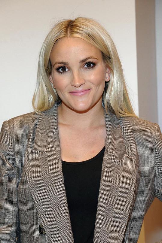 Jamie Lynn Spears se na sociální síti zastala své sestry.