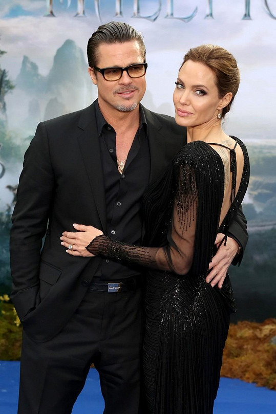 Angelina a Brad se musí dohodnout na péči o šest dětí i o rozdělení majetku.