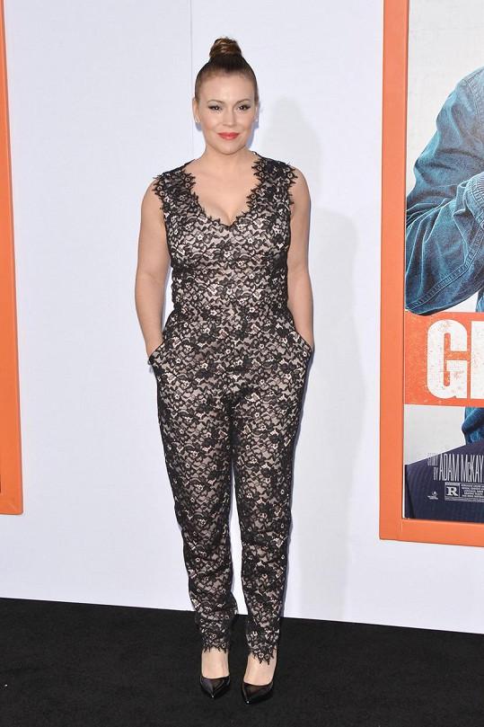 Alyssu Milano hejtovali, že je vyhořelá herečka.