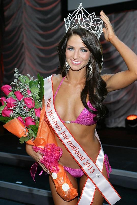 Meagan Pastorchik zvítězila v konkurenci stovky barmanek.