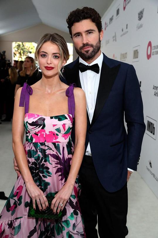 I Kaitlynn Carter se nedávno rozvedla s Brodym Jennerem.