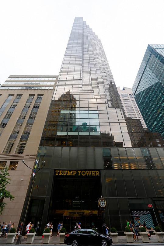Ronaldo již jeden apartmán v Trump Tower vlastní, pořídí si další?