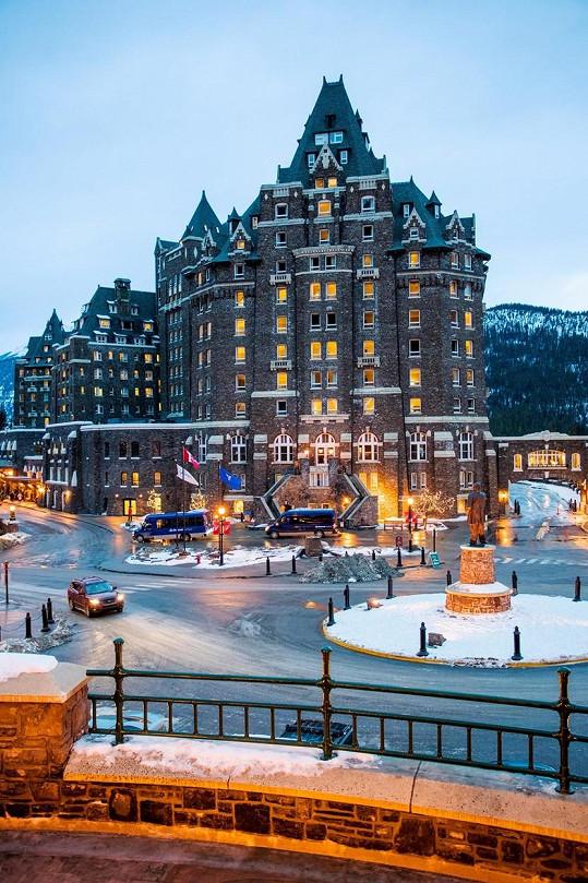Kanadský hotel má duchů hned několik...