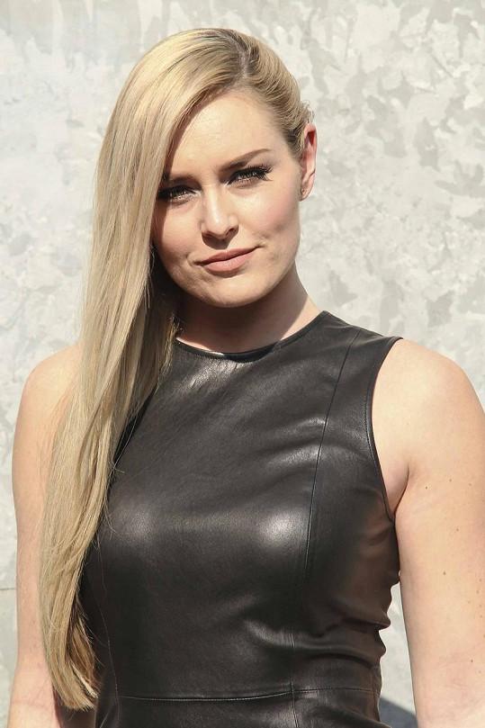 Lindsey Vonn patří k obletovaným celebritám.